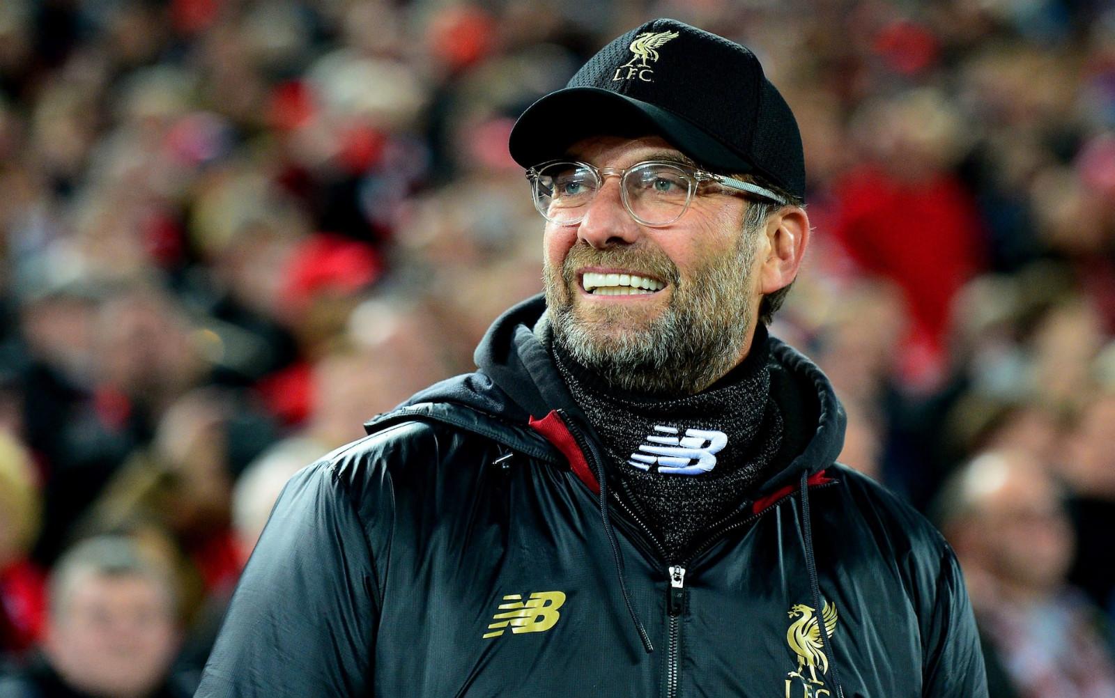 克洛普:不能只用冠军数来衡量我在利物浦的工作