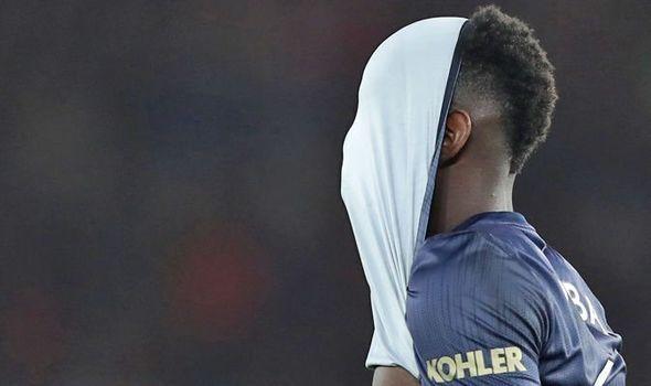 名嘴:博格巴没踢出9000万镑身价;曼联全场没变化