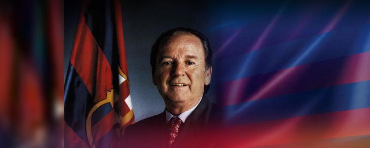 巴萨官方悼念前主席努涅斯,并将举行2天的悼念活动