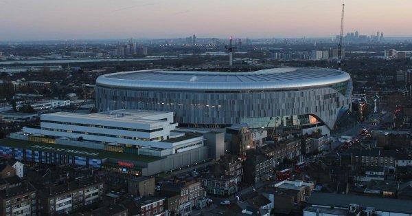 官方:热刺1月13日对曼联的英超联赛仍将在温布利举行