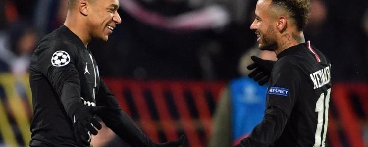 火力全开,巴黎圣日耳曼本赛季目前轰进70球傲视欧洲