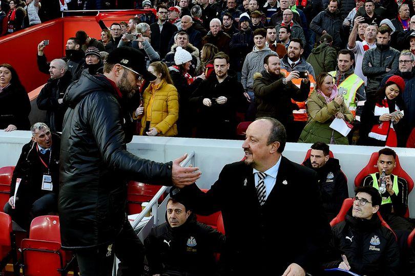 贝尼特斯:利物浦本赛季有潜力拿双冠王