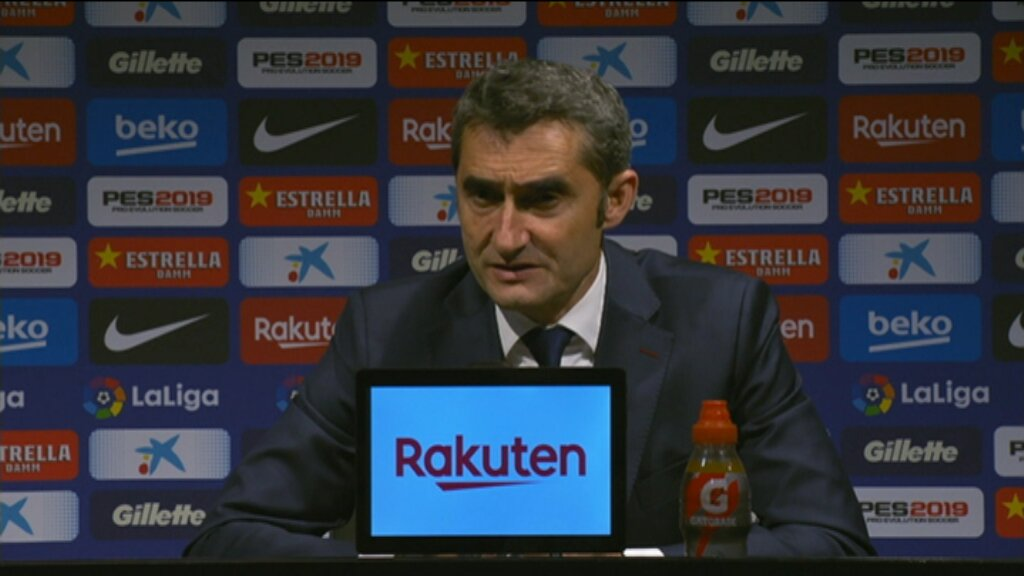 巴尔韦德:我相信巴萨球迷是支持库蒂尼奥的