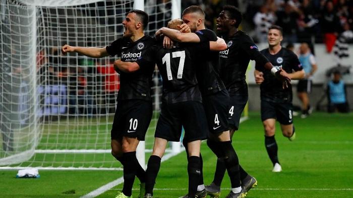 主场强势,法兰克福欧联杯连续12个主场比赛不败