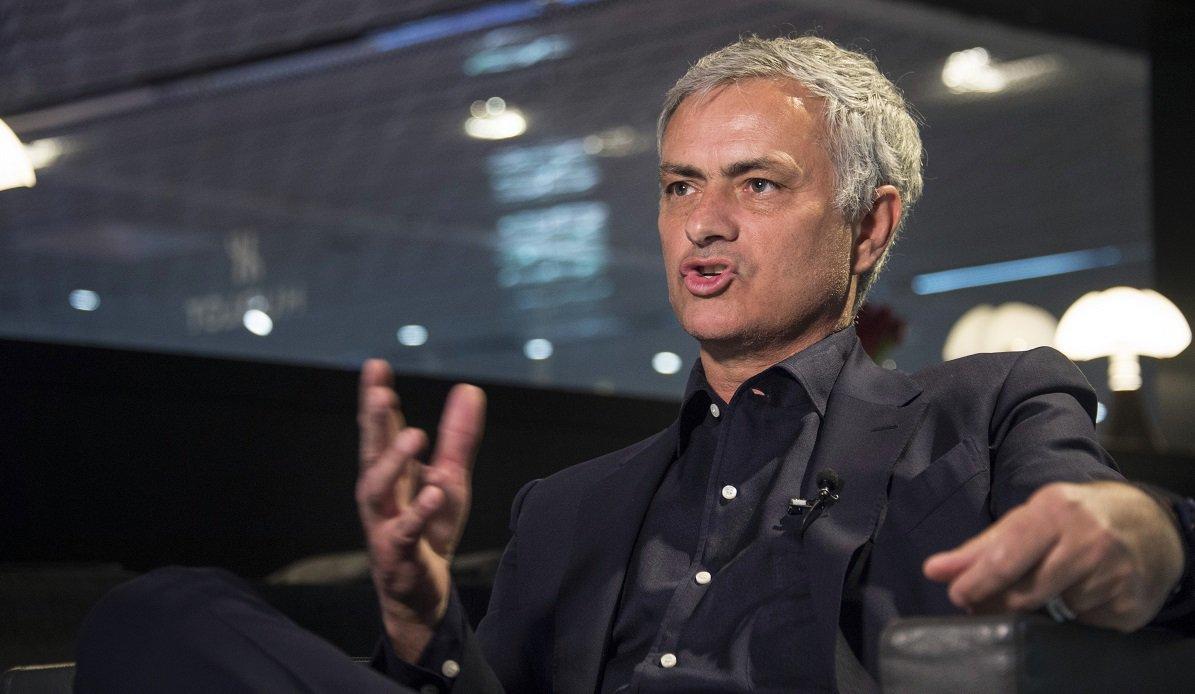 穆帅:去年离开曼联时就立刻决定,不会在赛季中执教