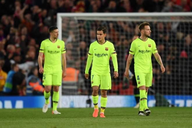若库蒂尼奥夏窗离开巴萨,利物浦将损失2000万欧