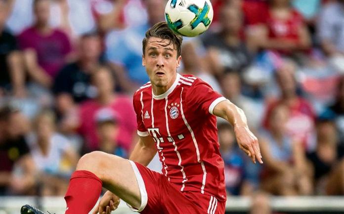 图片报:拜仁中场小将费恩将租借加盟汉堡