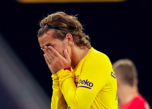 开门黑,巴萨自2008年后首次没赢下揭幕战