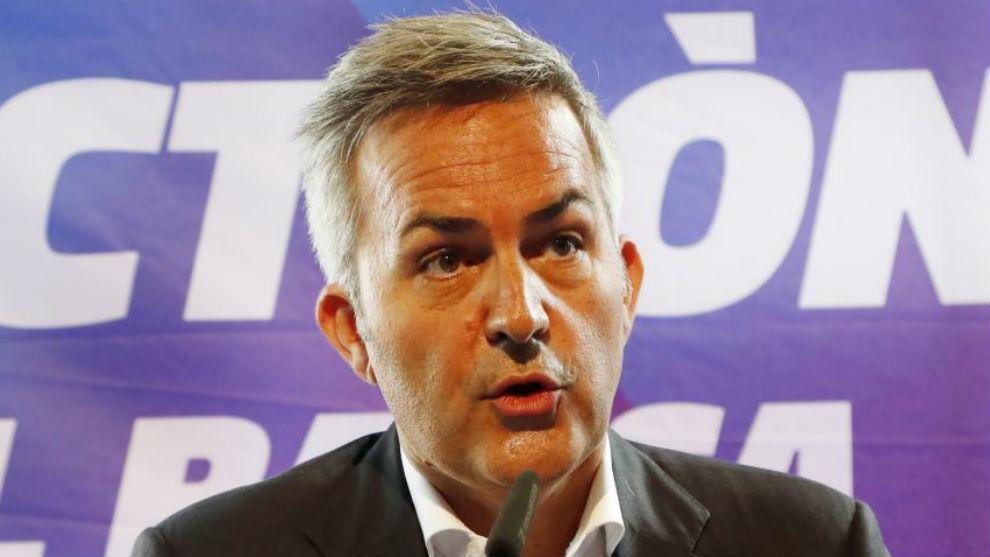 巴萨主席候选人:巴萨今夏对内马尔的一系列操作很荒谬