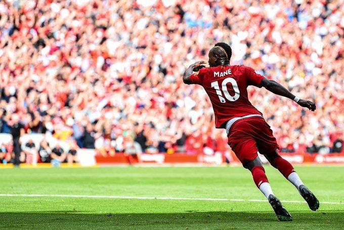法媒:利物浦有意和马内加薪续约,表明球队态度