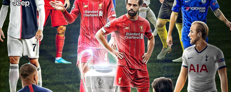 BR海报预热欧冠:利物浦期待卫冕,众欧洲豪门虎视眈眈