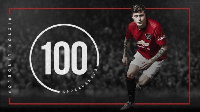里程碑!林德勒夫、林加德迎曼联生涯第100、200场比赛