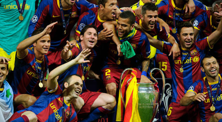 轉會市場2011年球員身價榜:前十巴薩占據四席,梅西第一