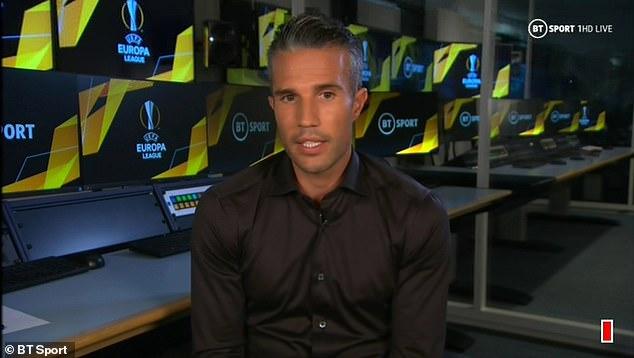 范佩西:阿森纳应进行几笔重要引援,来说服奥巴梅扬留队