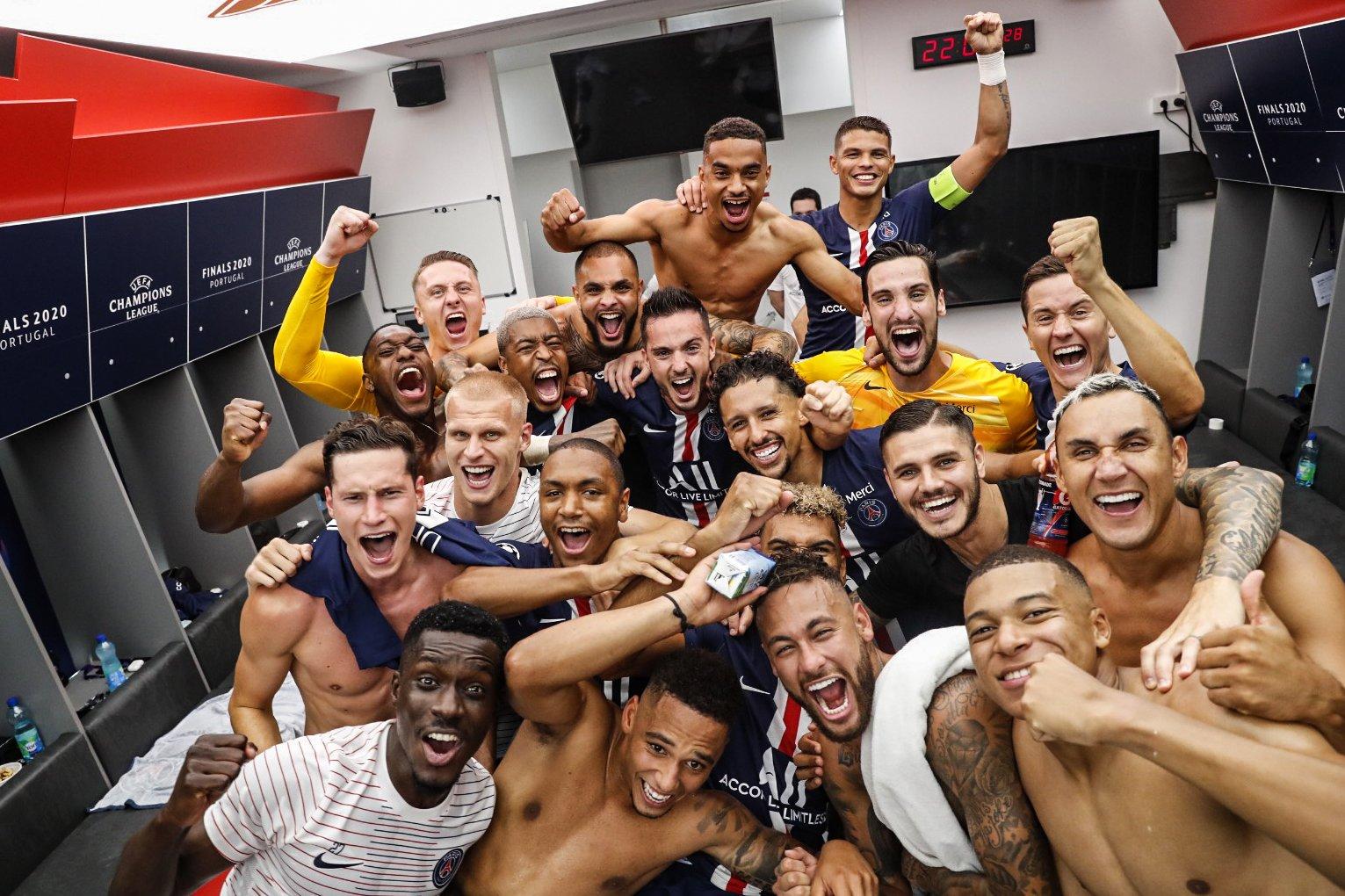 16年的等待!自摩纳哥后,巴黎圣日耳曼闯进欧冠决赛