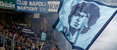球迷倡议那不勒斯主场改名,以纪念马拉多纳