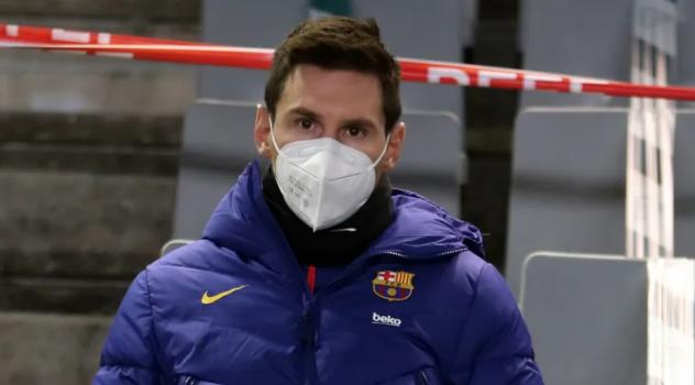 梅西希望出战超级杯,巴萨方面对伤情表示谨慎乐观