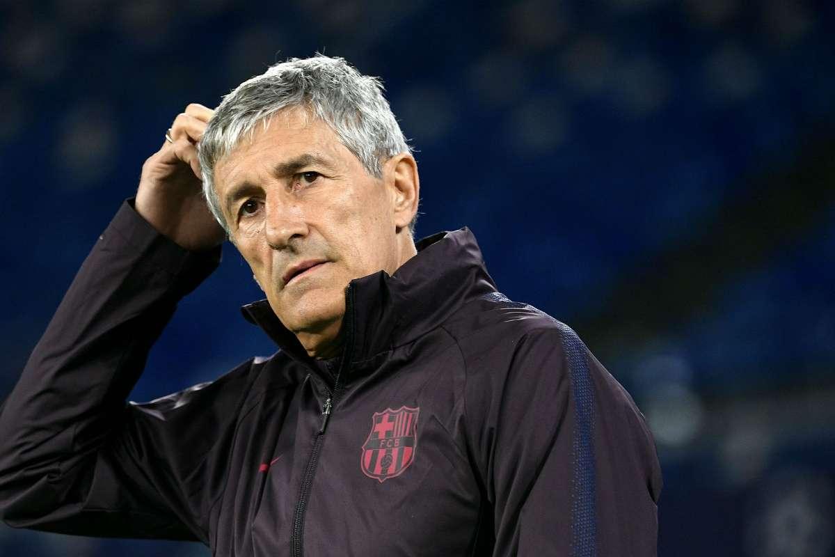 巴萨两次换教练已花至少1600万欧,仍欠塞蒂恩400万欧薪水
