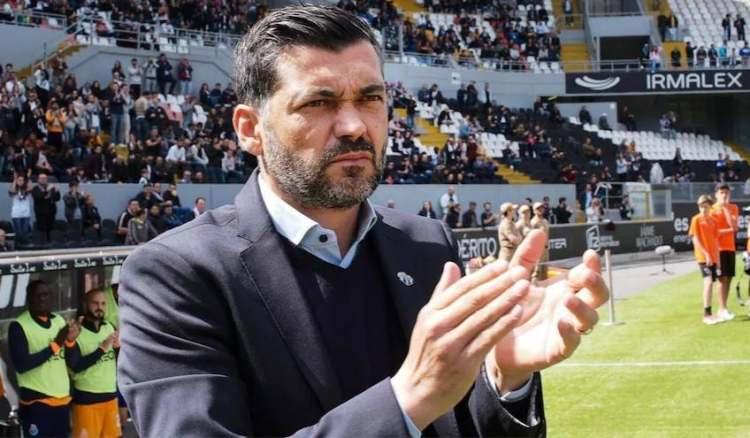 罗体:波尔图主帅孔塞桑将在下赛季执教那不勒斯
