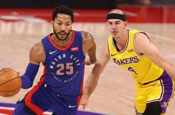 NBA高管:湖人、尼克斯等队休赛期有意罗斯