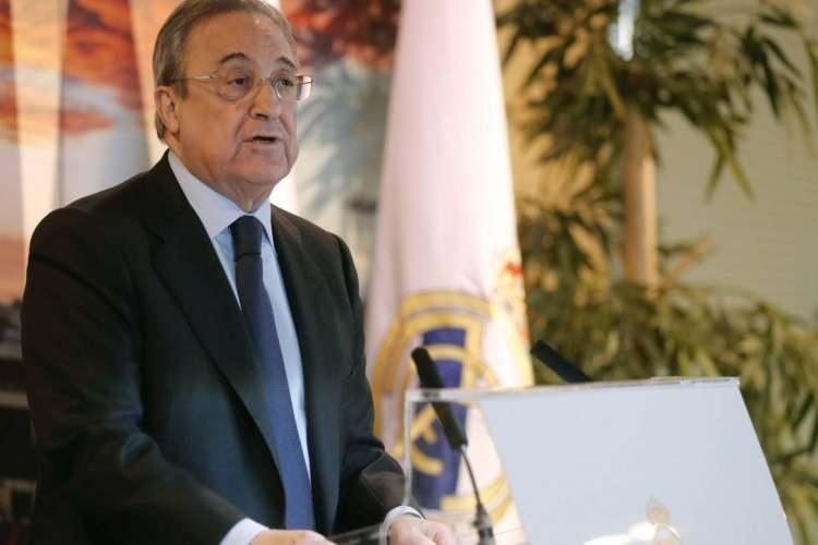 记者:弗洛伦蒂诺已经通知董事会,皇马今夏不再引援
