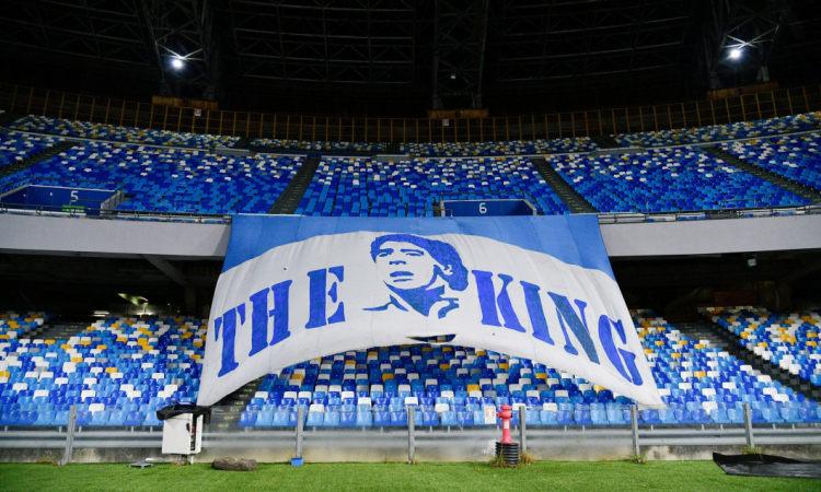 意媒:那不勒斯将在7月29日揭幕马拉多纳球场