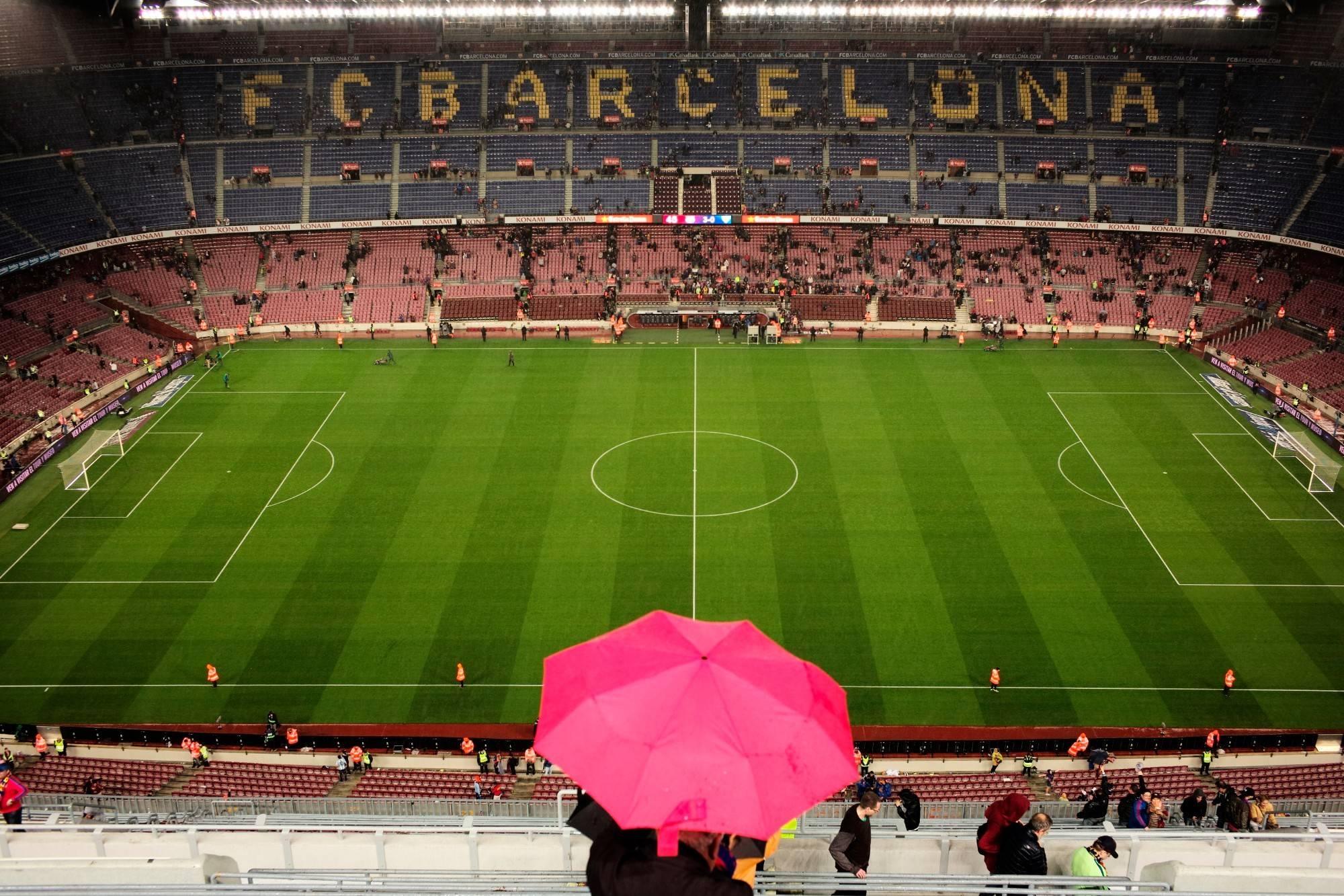 官方:已超过3万名会员申请巴萨vs拜仁的门票