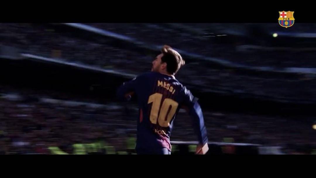 """""""巴塞罗那""""2018月3月13日视频"""