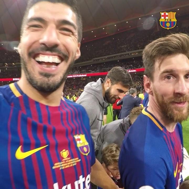 """""""巴塞罗那""""2018月4月24日视频"""