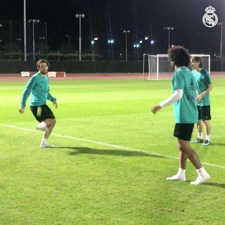 """""""皇家马德里""""2018月6月17日视频"""
