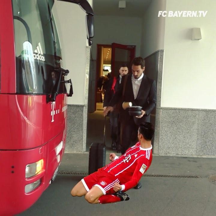 """""""拜仁慕尼黑""""2018月7月12日视频"""