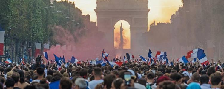 """""""巴黎圣日耳曼""""2018月7月16日图片"""