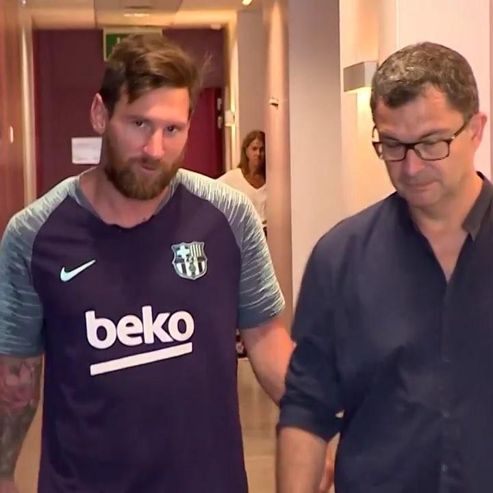 """""""巴塞罗那""""2018月7月31日视频"""