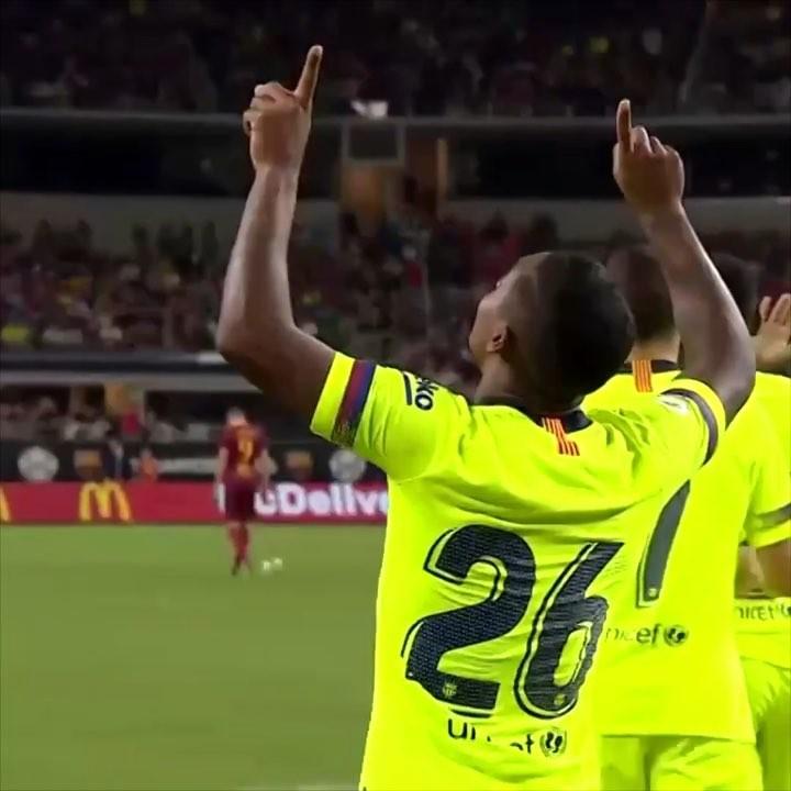 """""""巴塞罗那""""2018月8月2日视频"""