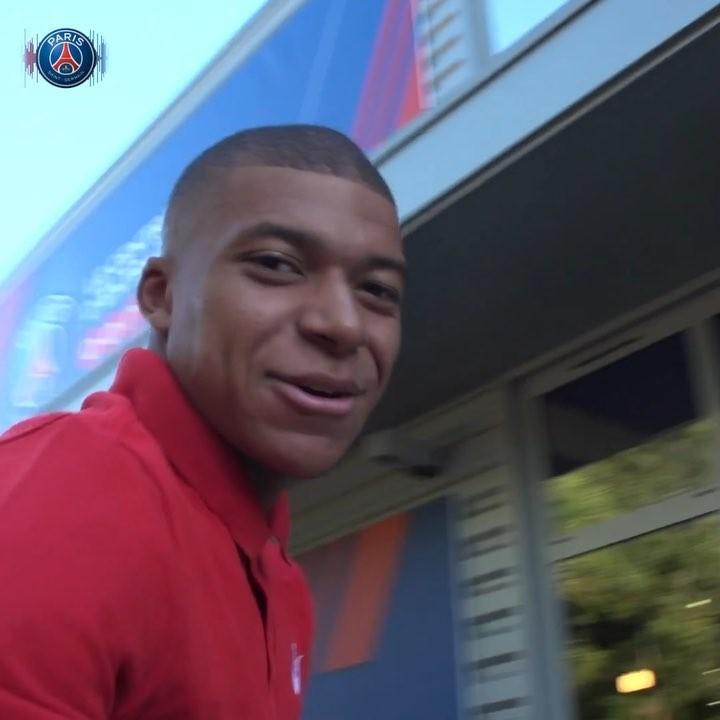 """""""巴黎圣日耳曼""""2018月8月6日视频"""