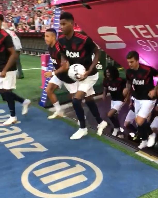 """""""曼联""""2018月8月5日视频"""