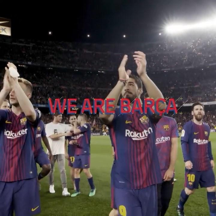 """""""巴塞罗那""""2018月9月11日视频"""