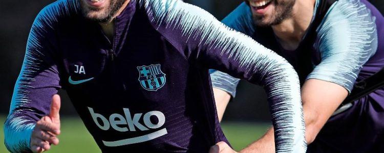 """""""巴塞罗那""""2018月10月16日图片"""