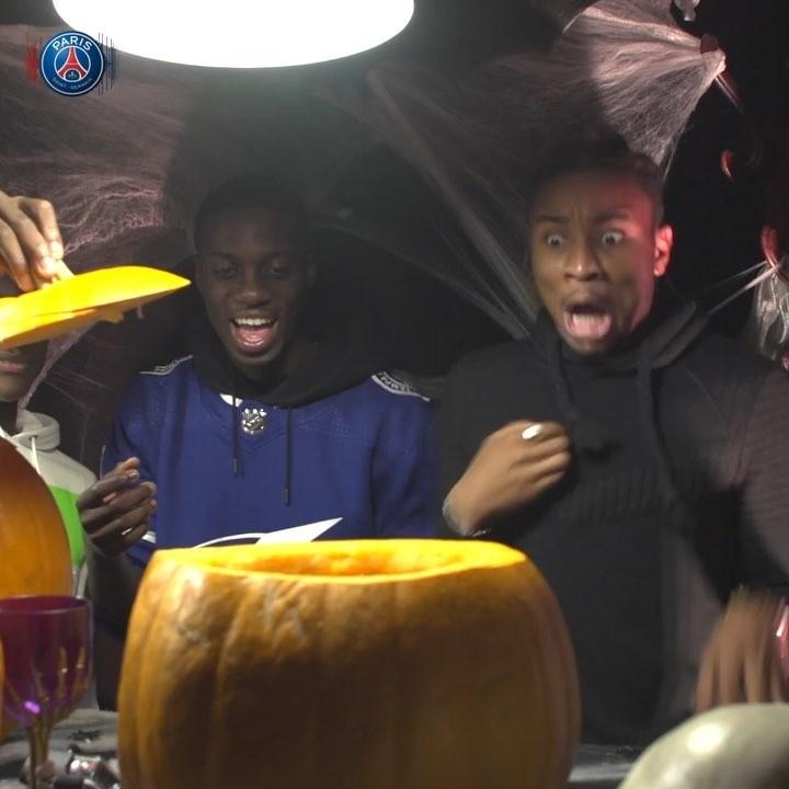 """""""巴黎圣日耳曼""""2018月10月30日视频"""