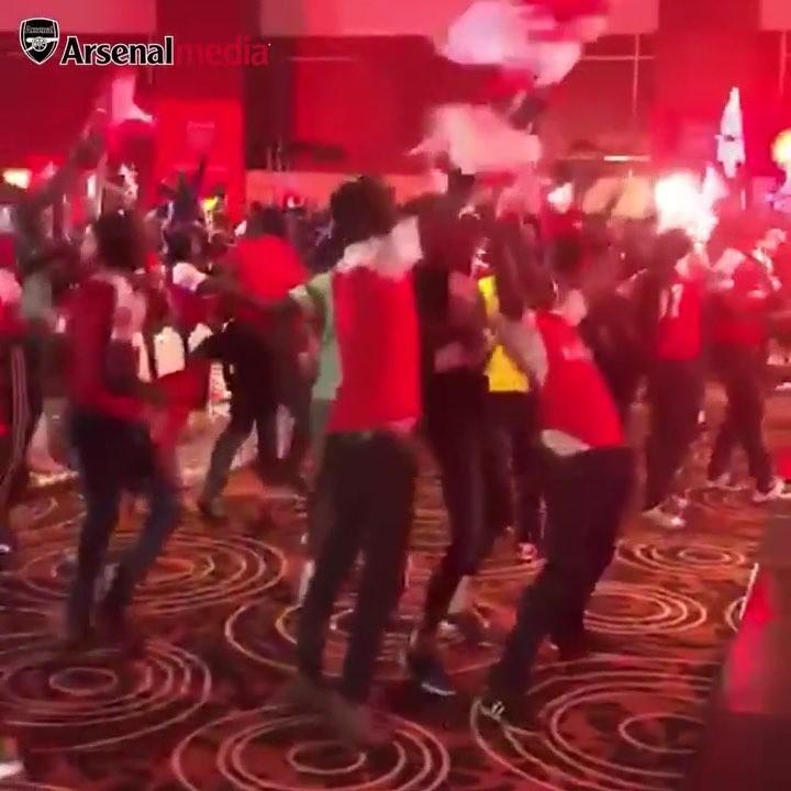 """""""阿森纳""""2018月11月4日视频"""