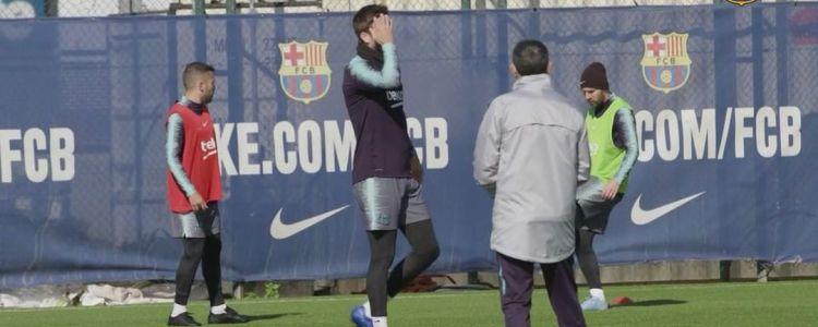 """""""巴塞罗那""""2018月11月1日视频"""