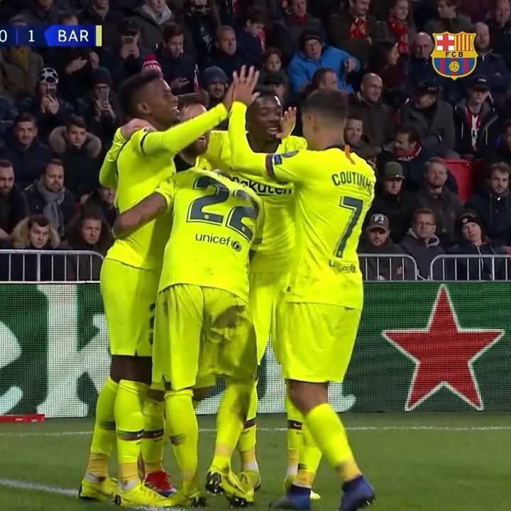 """""""巴塞罗那""""2018月12月2日视频"""