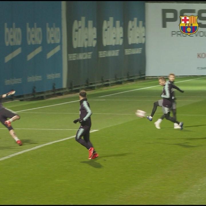 """""""巴塞罗那""""2019月1月16日视频"""