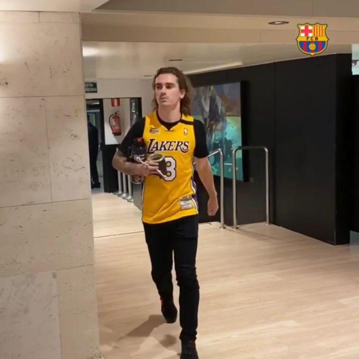 """""""巴塞罗那""""2020月1月30日视频"""