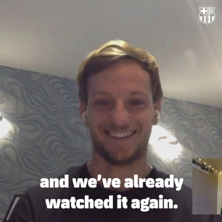 """""""巴塞羅那""""2020月3月22日視頻"""