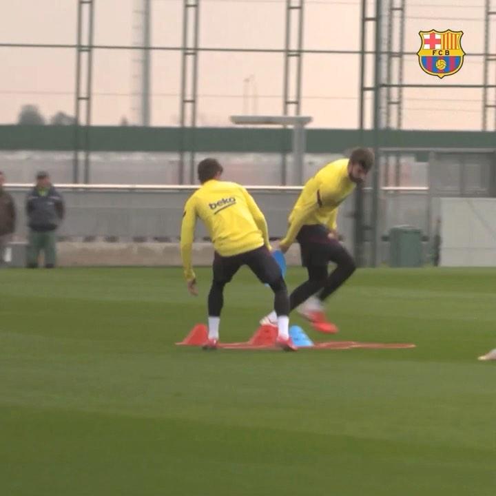 """""""巴塞罗那""""2020月3月31日视频"""