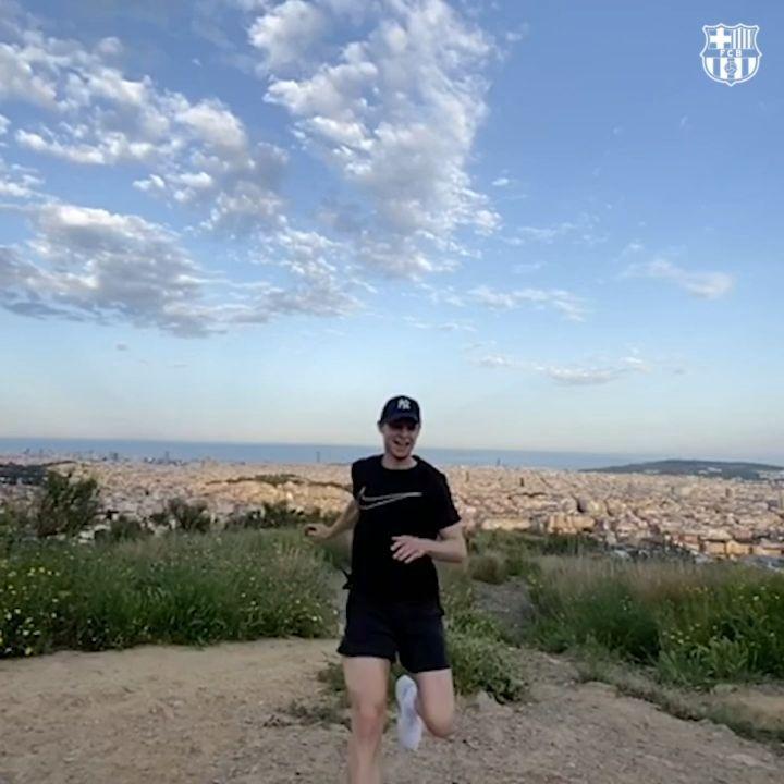 """""""巴塞罗那""""2020月5月4日视频"""