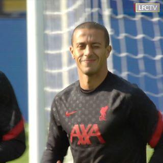 """""""利物浦""""2020年9月20日视频"""