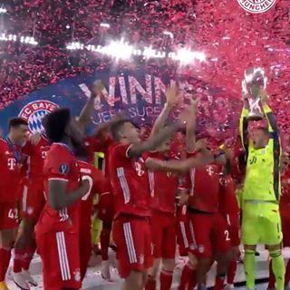 """""""拜仁慕尼黑""""2020年9月25日视频"""