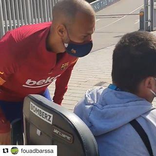 """""""巴塞罗那""""2020年9月30日视频"""